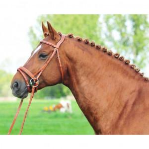 Уздечка Linda купить в интернет магазине конной амуниции