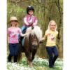 """Футболка детская""""Girls Novelty Tee"""", Horseware купить в интернет магазине конной амуниции"""